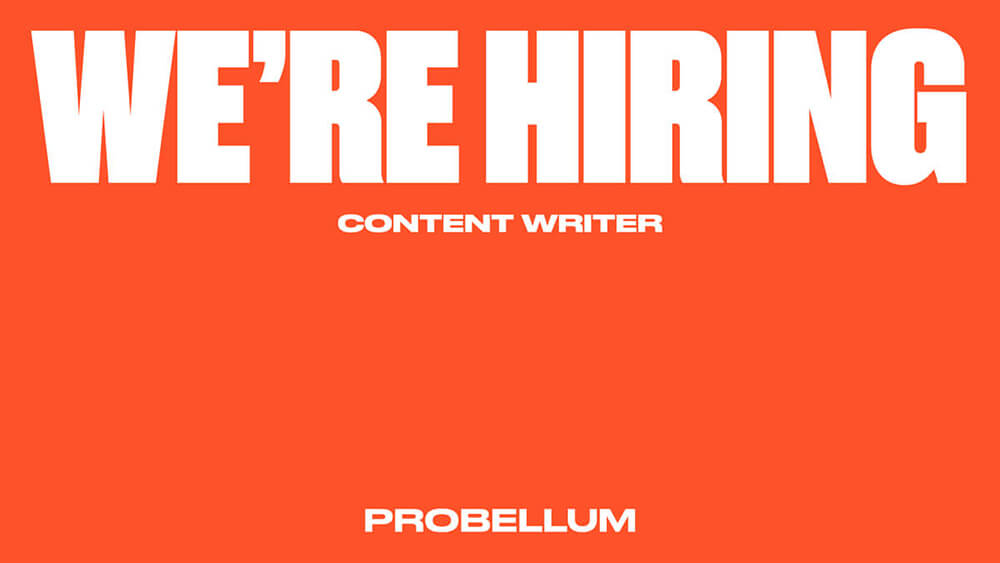 Content Writers/Journalists